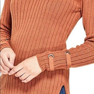 Guess Sweater with Sleeve Details